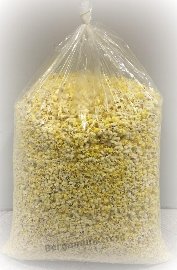 Färdigpoppade popcorn