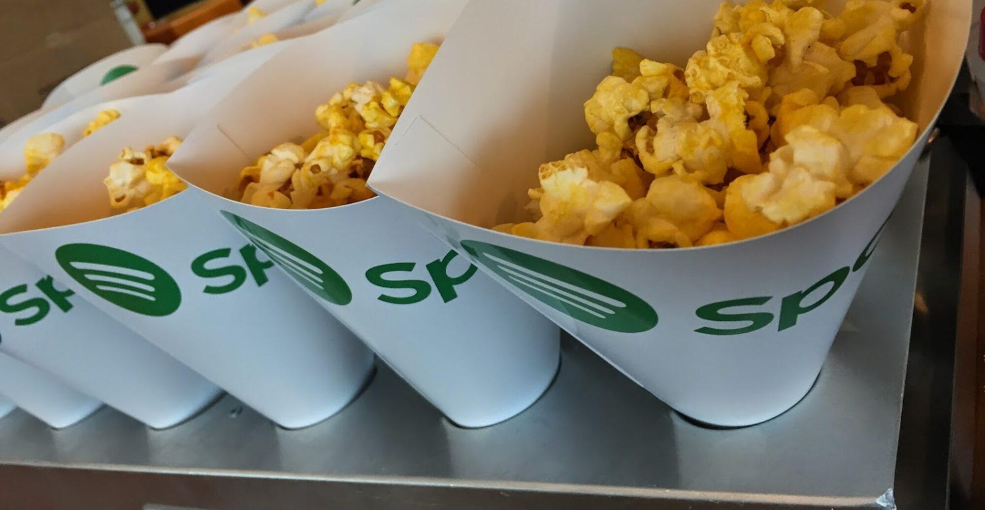 Hyra popcornmaskin i Stockholm av Bergamunken