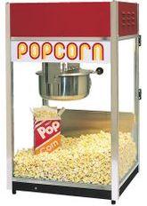 Popcornmaskin 6 oz att hyra i Stockholm